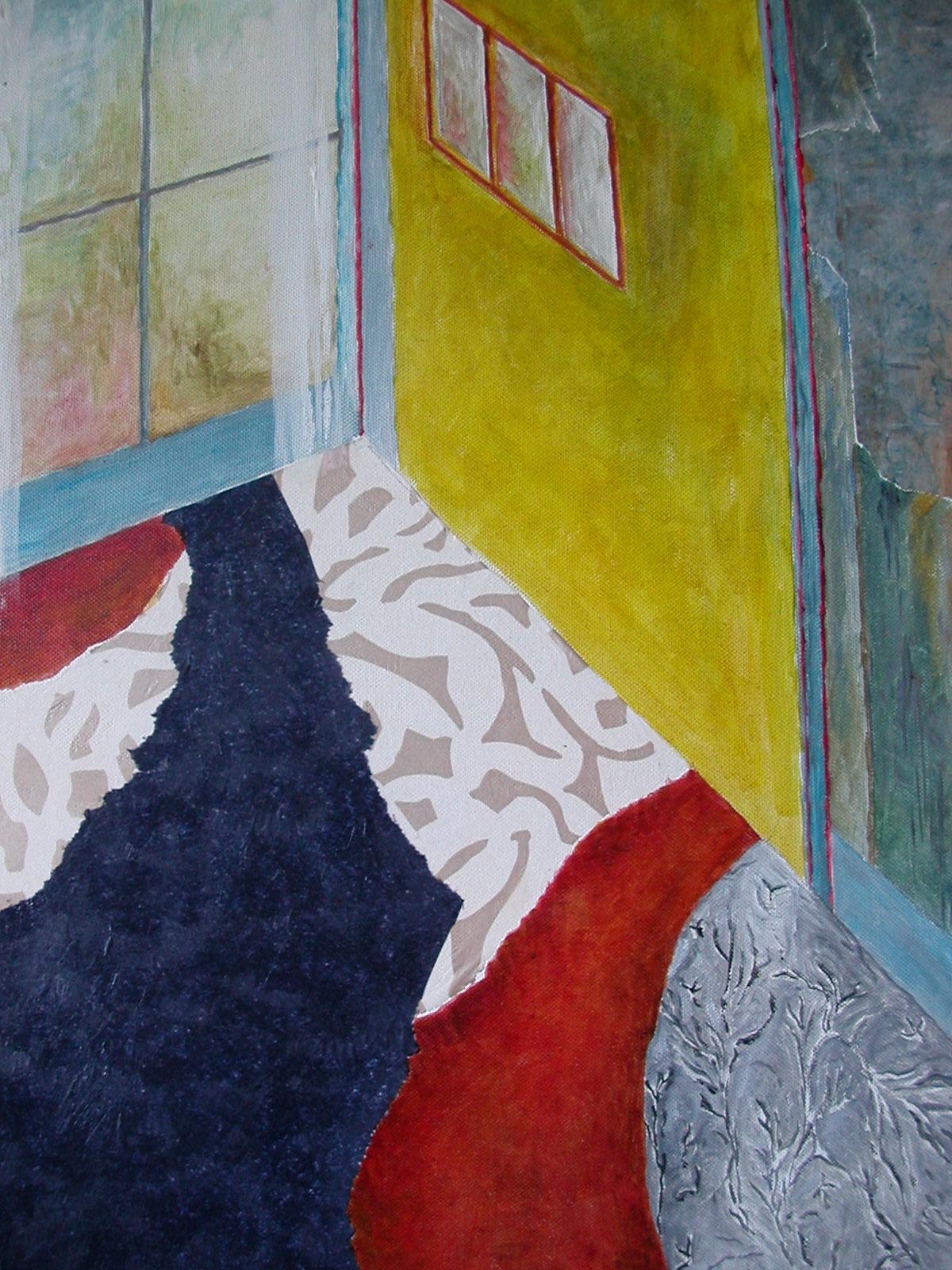 La chambre aux 3 tapis